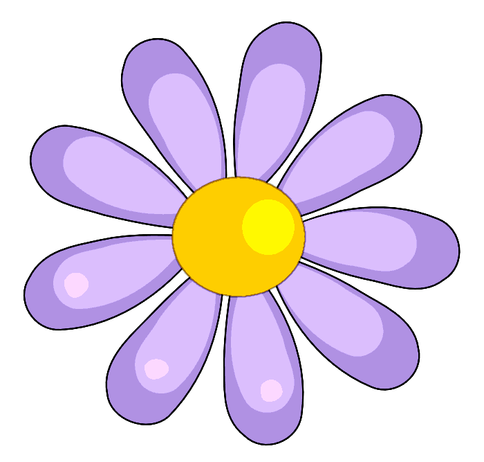 Free Pretty Flower Cliparts, Download Free Clip Art, Free