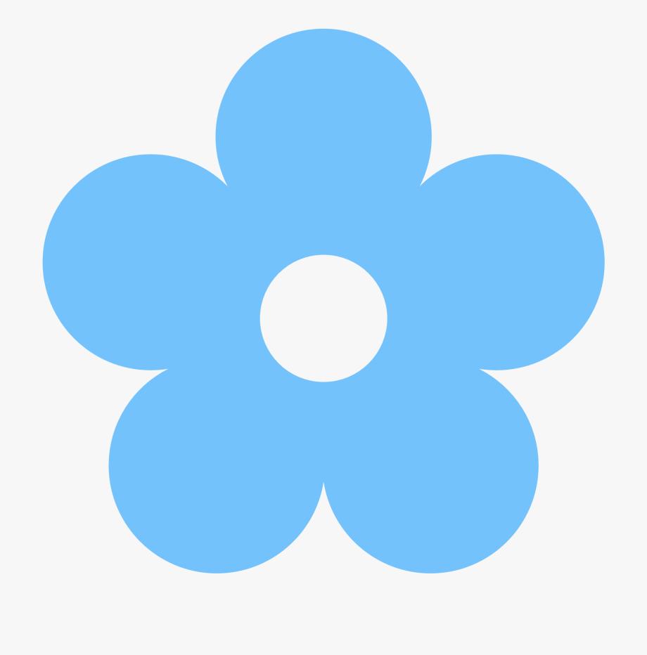 Basic flower clipart.