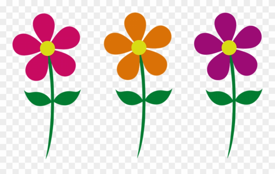 Images cartoon flowers.
