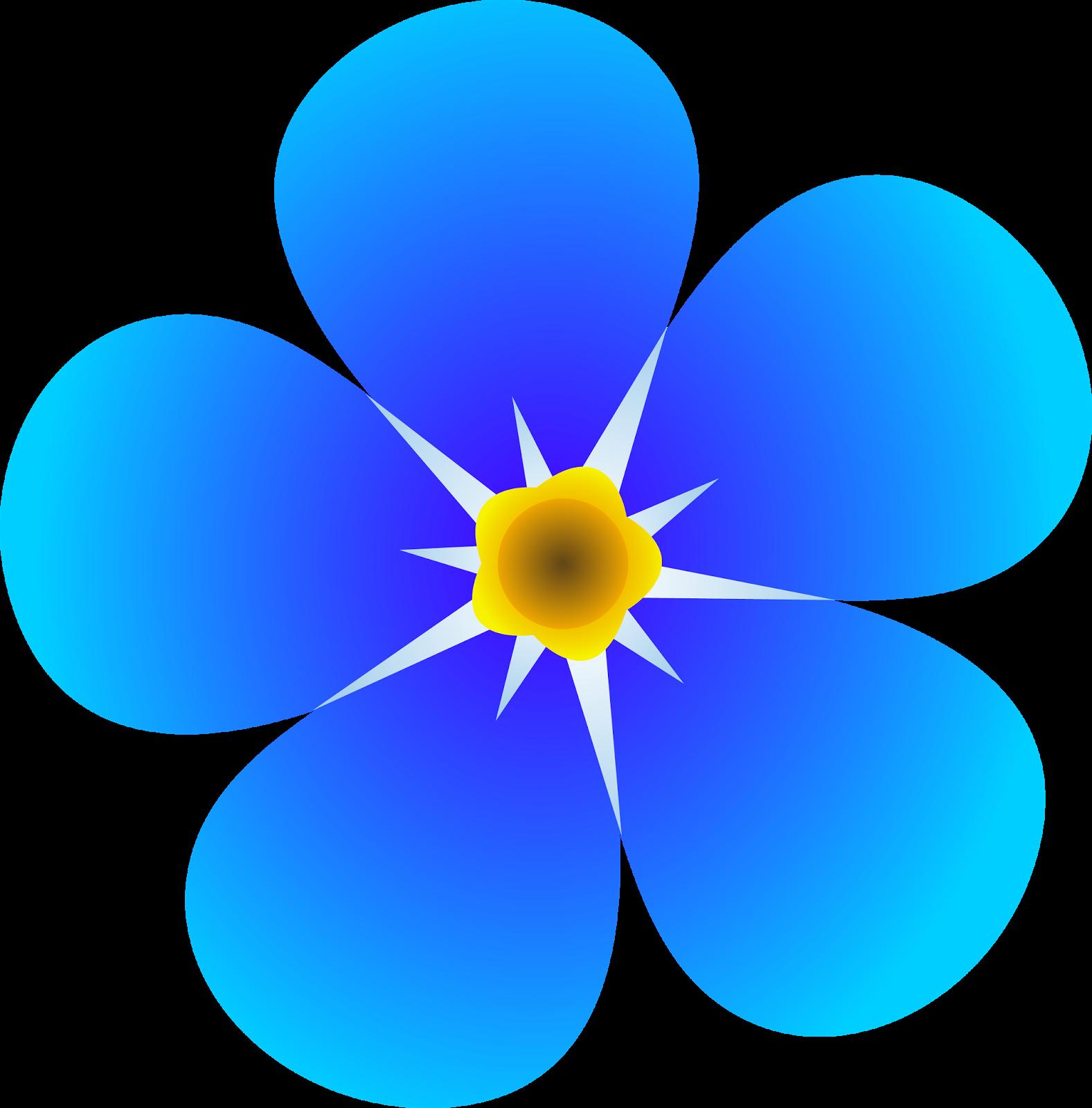Flower Spring Flower Clipart