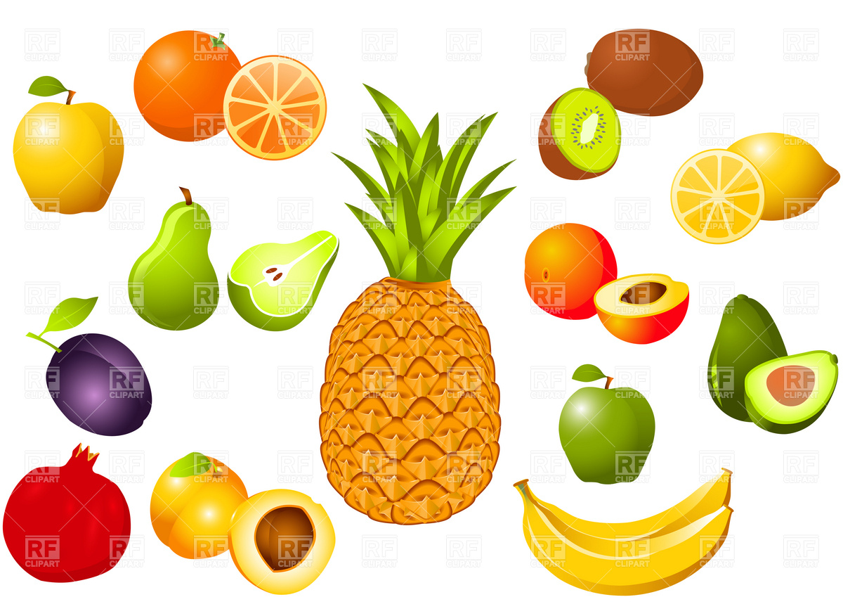 Free fruits picture.