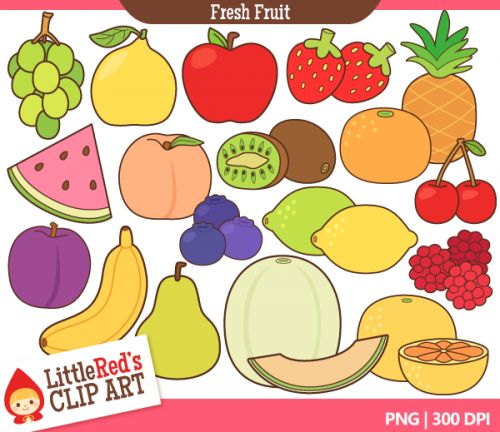Free food cliparts.