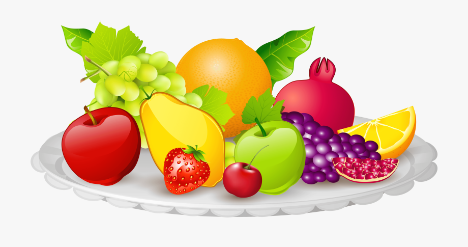 Plate food png.