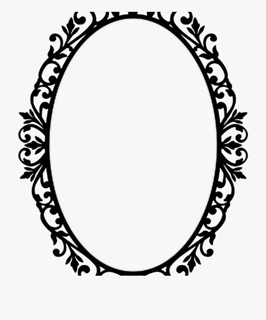 Victorian frame png.