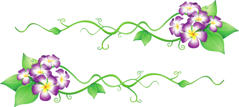 Flowers spring decor.