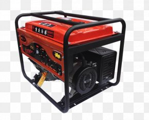Electric generator images.