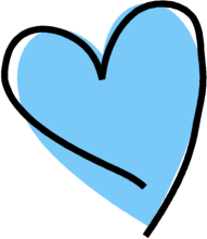 Free Blue Hearts Cliparts, Download Free Clip Art, Free Clip