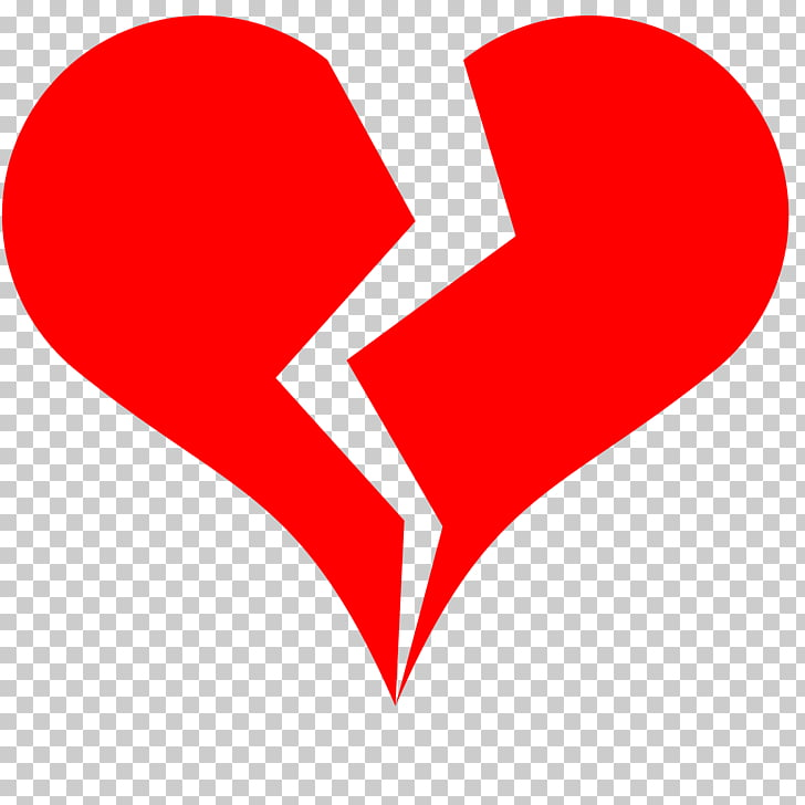Broken heart , broken heart PNG clipart
