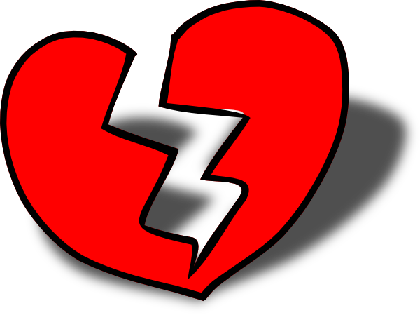 Free Heart Broke Cliparts, Download Free Clip Art, Free Clip