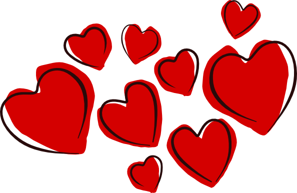 Free Pictures Of Cartoon Hearts, Download Free Clip Art