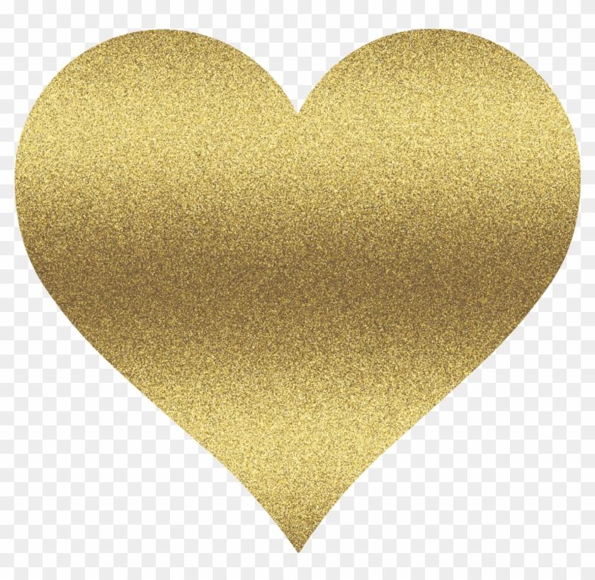 Glitter heart clipart.