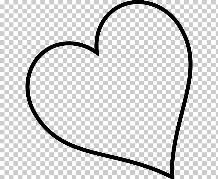 Heart Outline , heart PNG clipart