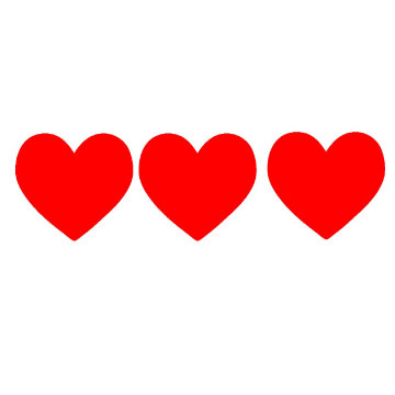 Free Small Heart, Download Free Clip Art, Free Clip Art on