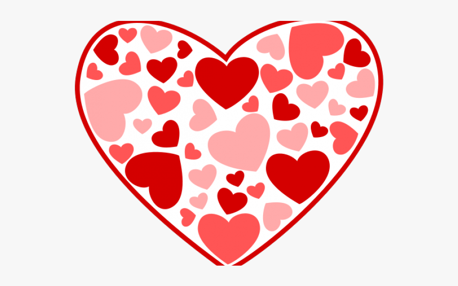 Valentines Day Heart Clip Art , Free Transparent Clipart