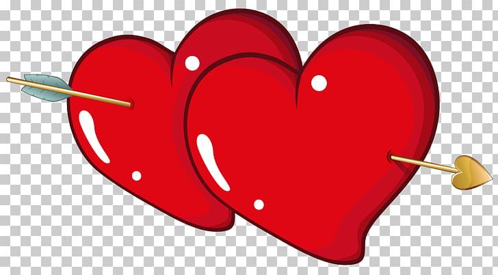 Heart valentines day.