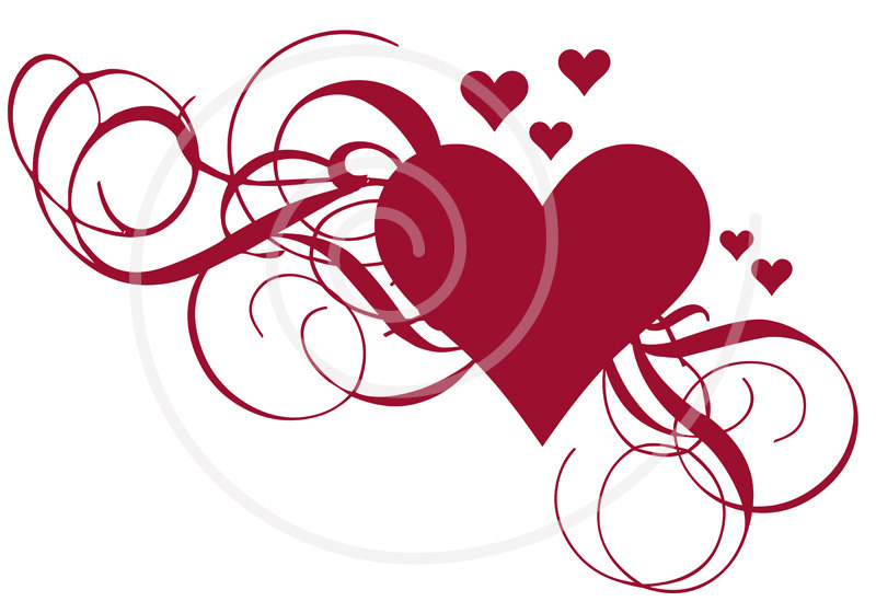 Free Heart Wedding Cliparts, Download Free Clip Art, Free