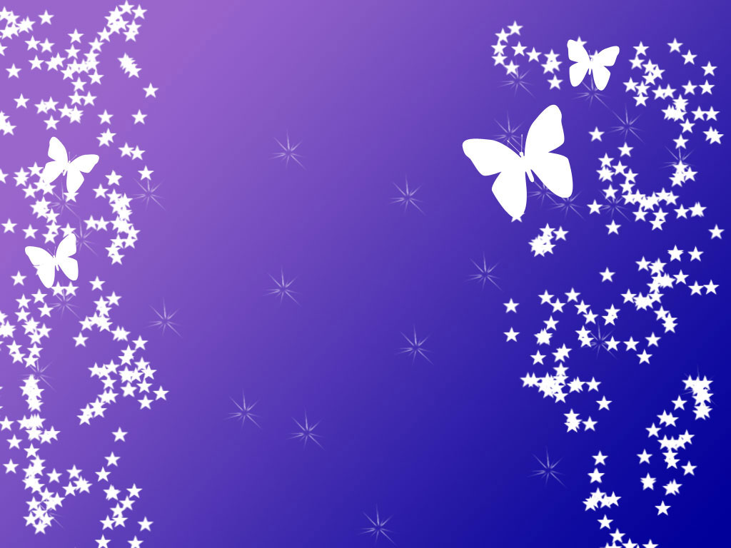 Free butterfly background.