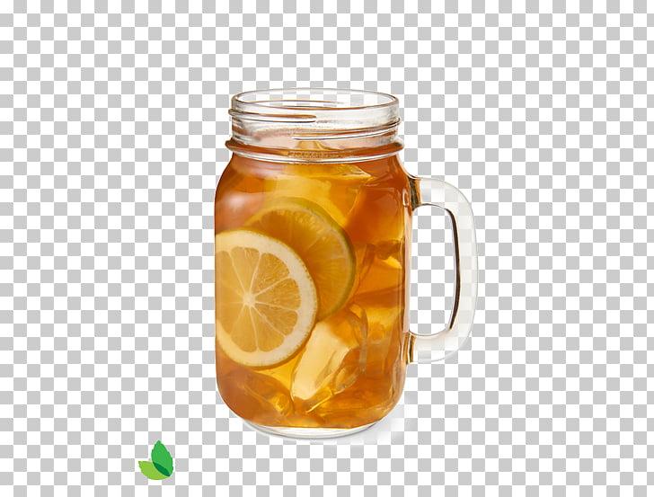 Iced tea mason.