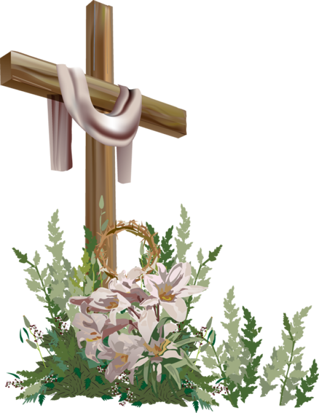 Free Lily Cross Cliparts, Download Free Clip Art, Free Clip