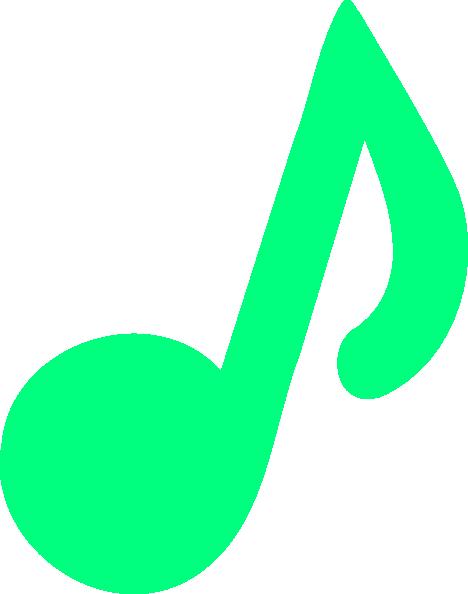 Music note light.