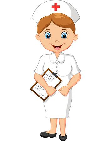 Nurse clipart honey.