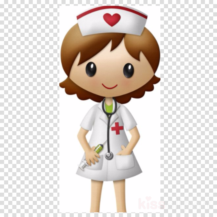 Nurse cartoon clipart.