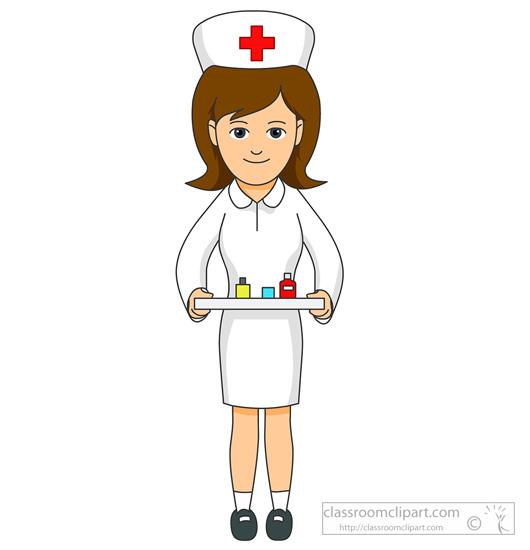 Free nursing kit.