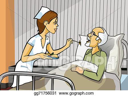 Clipart nurse and.