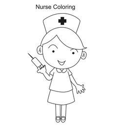 Free nurse black.