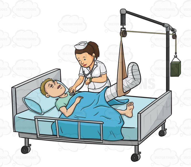 Nursing management patients.
