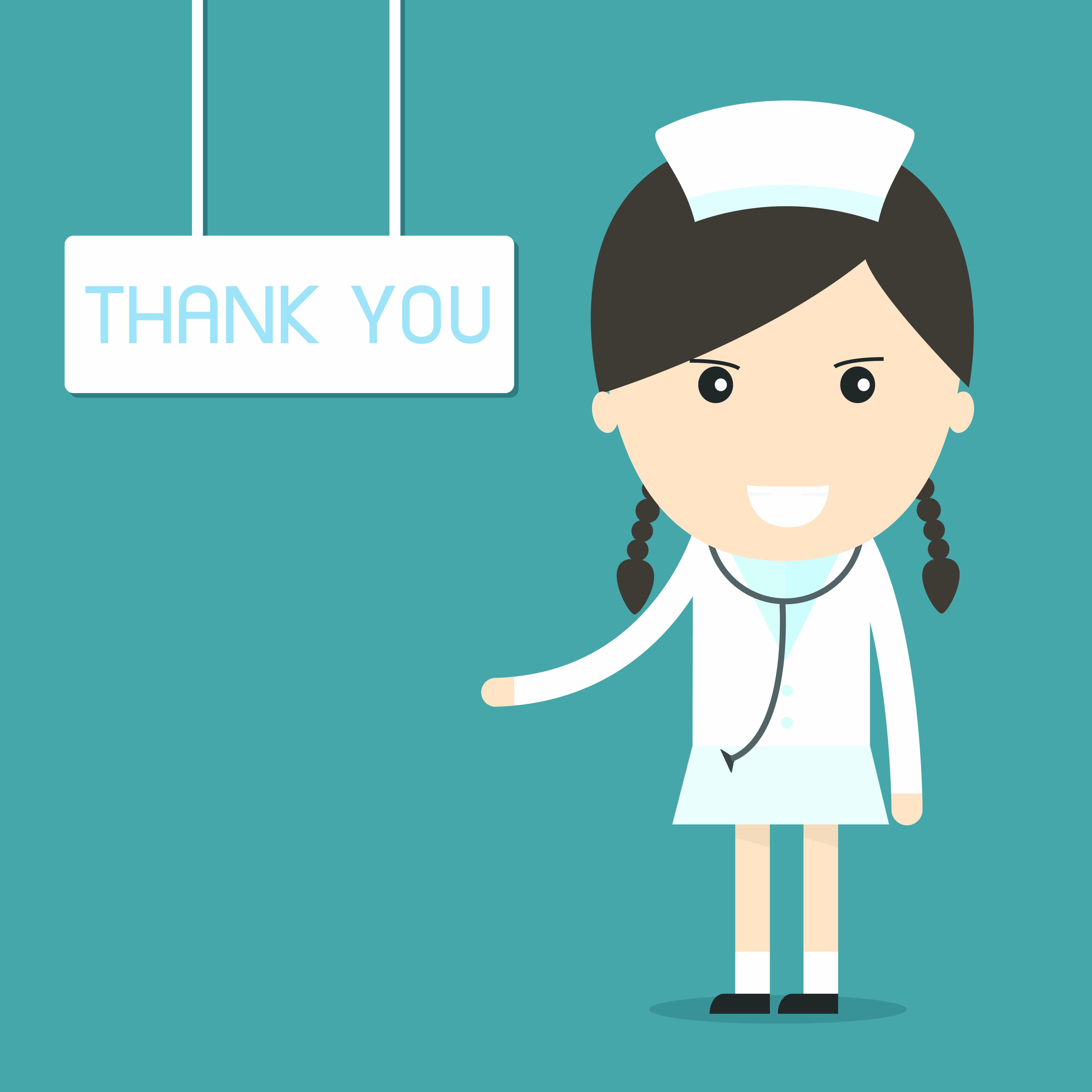 Thank you nurse.