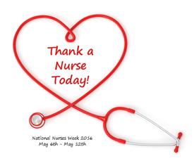 Thank you nurses.