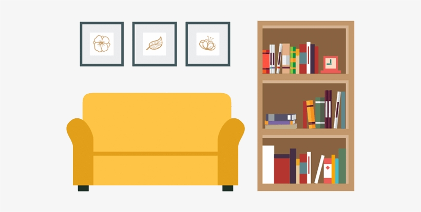 Png Transparent Living Room Furniture Clipart