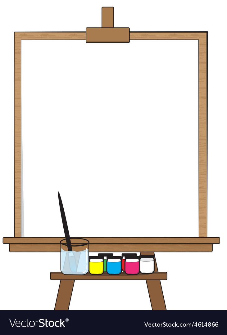 Drawing board.