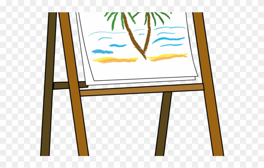 Artwork clipart canvas.