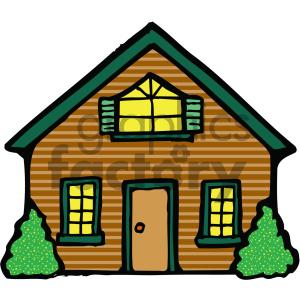 jpg clipart house