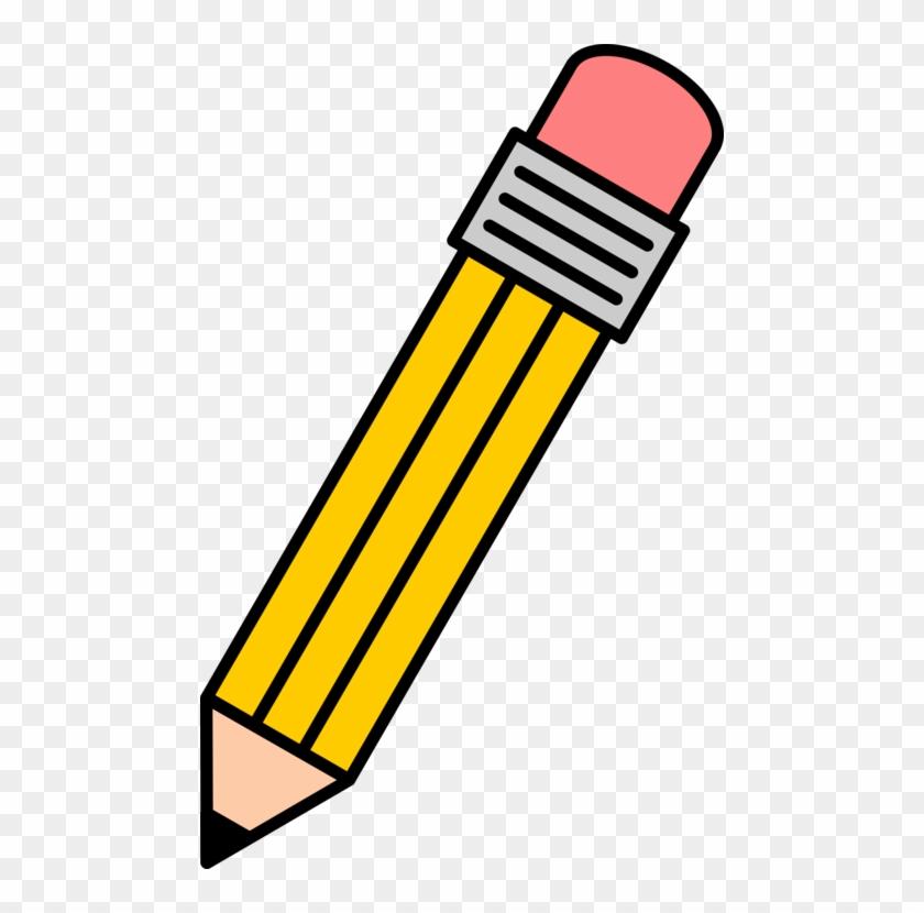 Pencil drawing crayon.