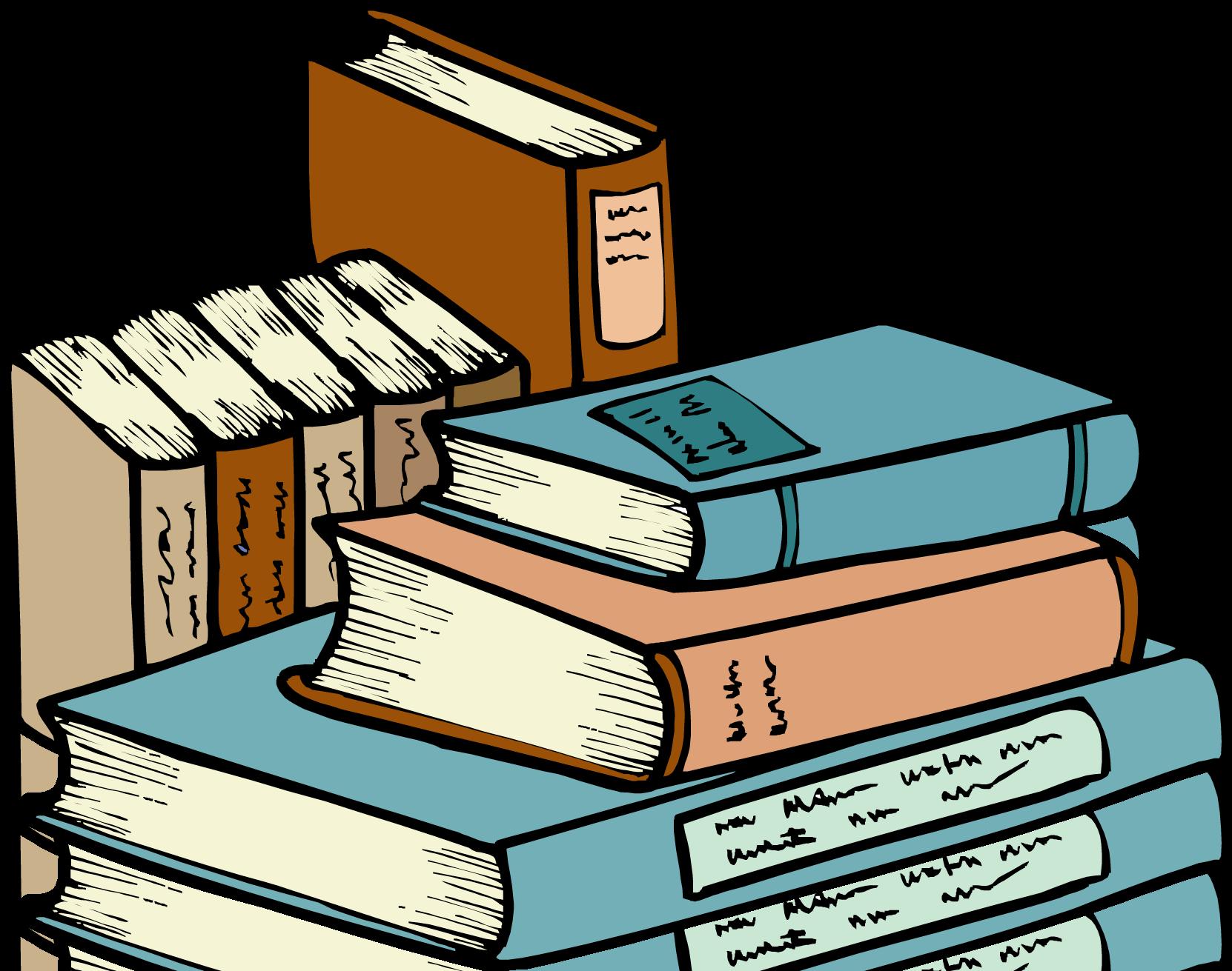 Free book cliparts.
