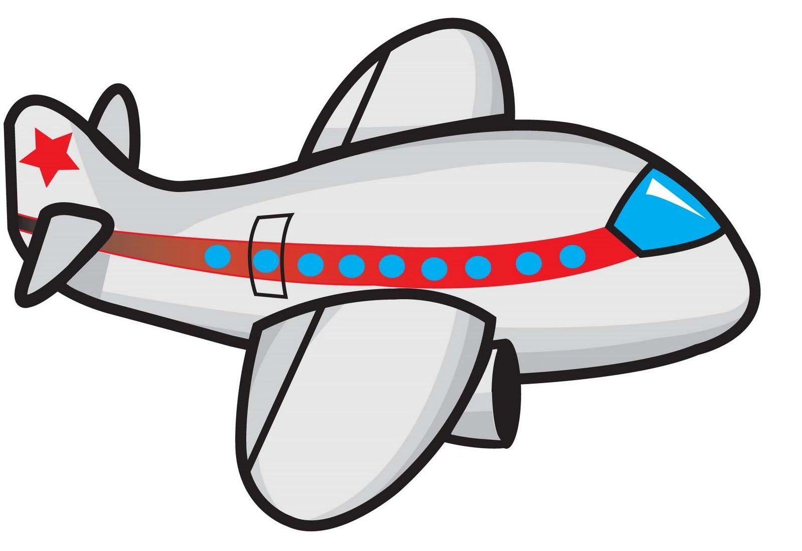 Plane clipart cute.