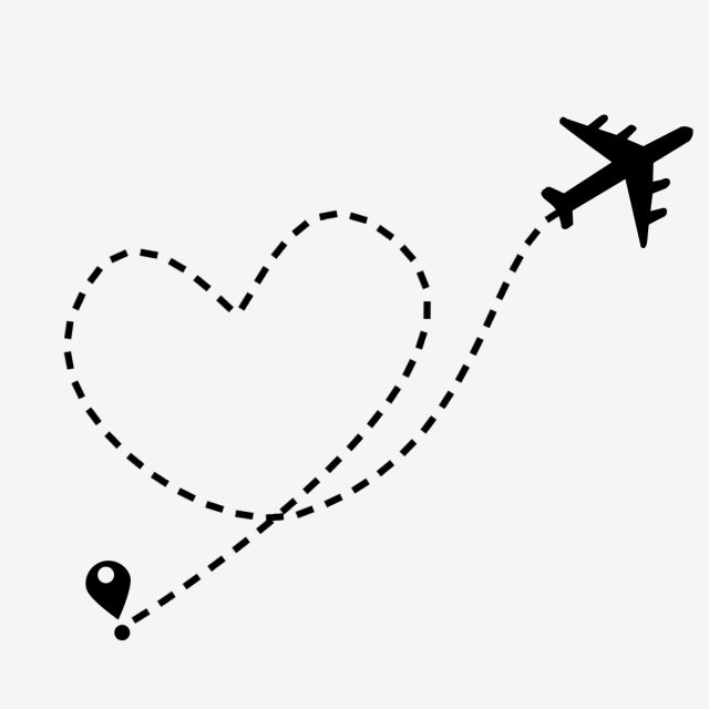Air plane flight.