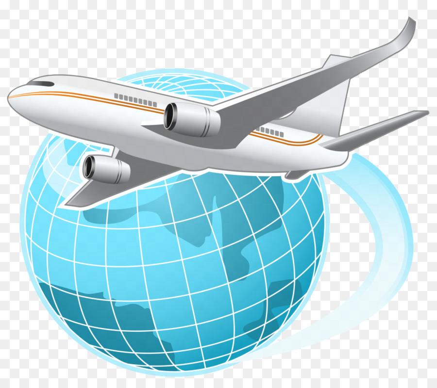 Travel Sky clipart