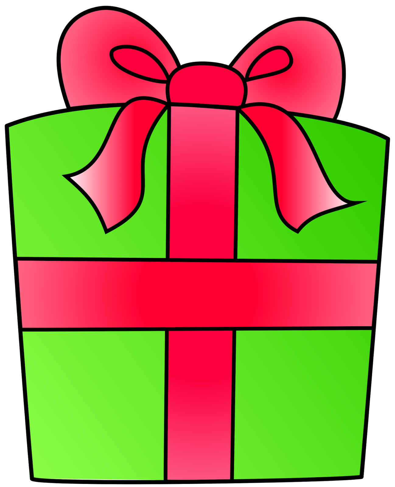 Free present cliparts.