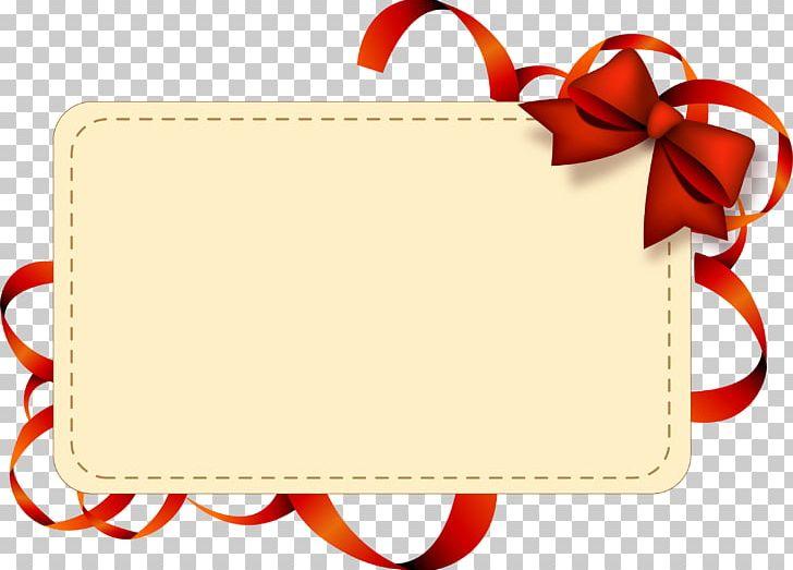 Paper wedding invitation.