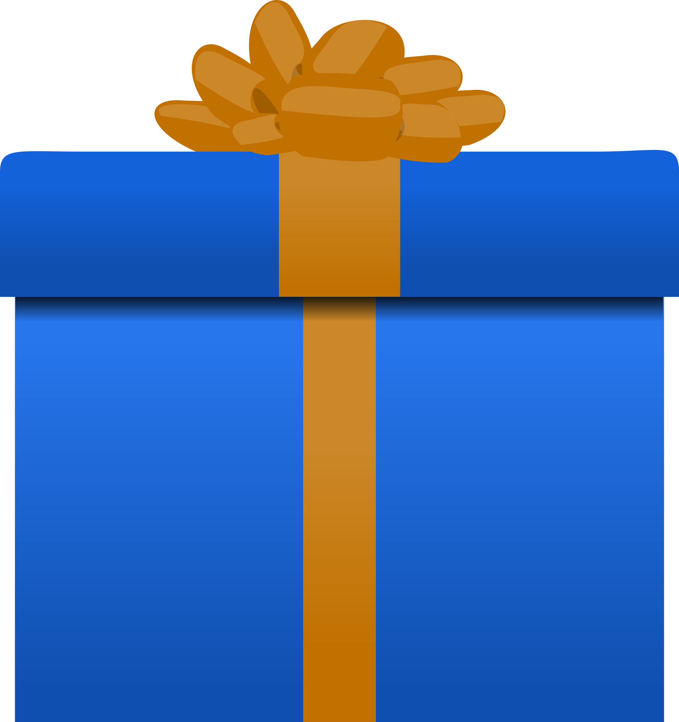 Gifts clipart rectangle.