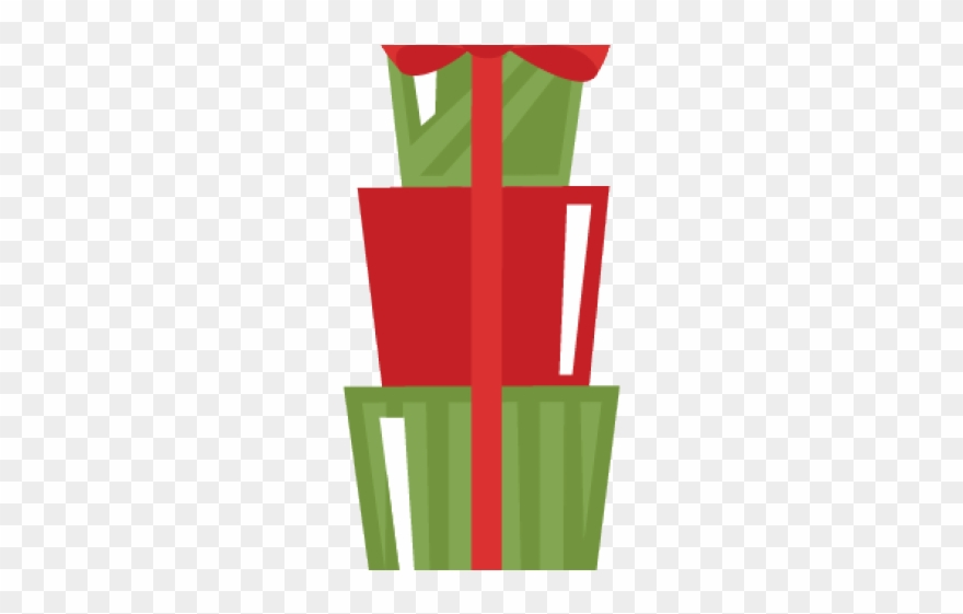 Gift clipart stacked.