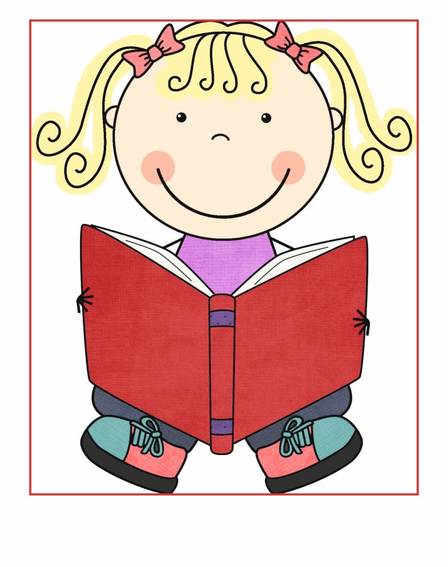 Kid reading reading.