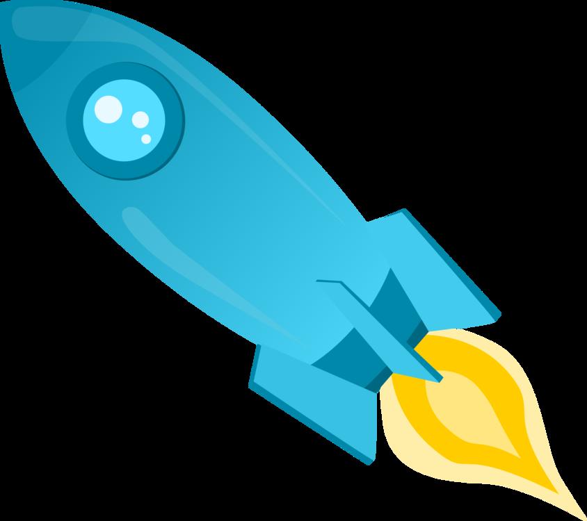 Water rocket spacecraft.
