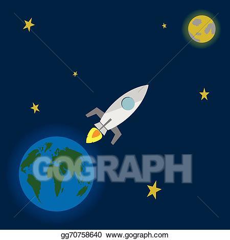 Eps vector rocket.