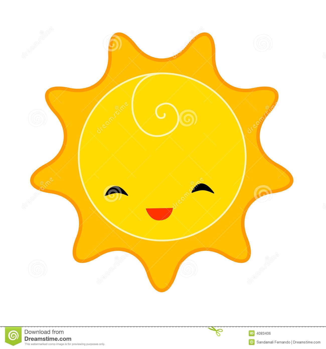 83 cute sun.
