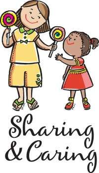 Sharing caring awesome.